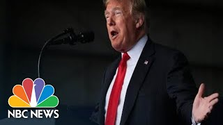 Watch Live: Beto O'Rourke And President Donald Trump Hold Competing Rallies | NBC News