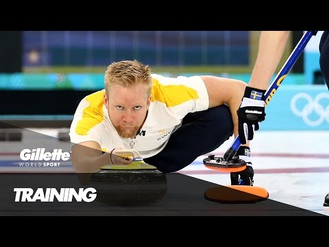 The Art of Curling with Team Sweden | Gillette World Sport