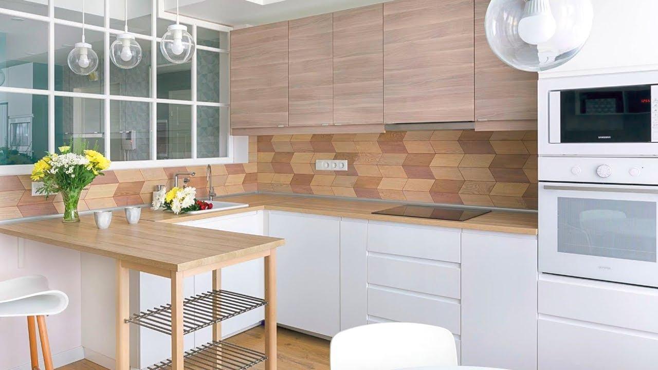 Small Kitchen 8 12m2 (35 Ideas) Smart Designs