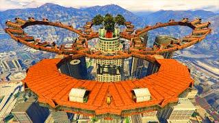 ROCKETS PLANES WAR GTA 5 ONLINE