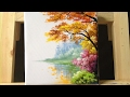 How to paint trees and bushes in acrylics part 2 mp3