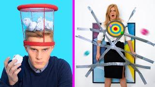 ¡8 Cosas Divertidas Para Hacer Cuando Te Aburres En El Trabajo! ¡Juegos En La Oficina!