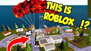 OMG THIS IS THE MOST REALISTIC BATTLE ROYALE SIMULATOR IN ROBLOX!! (Roblox)