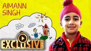 Children Music | Main Laadla | Aimann Singh | ArtistAloud