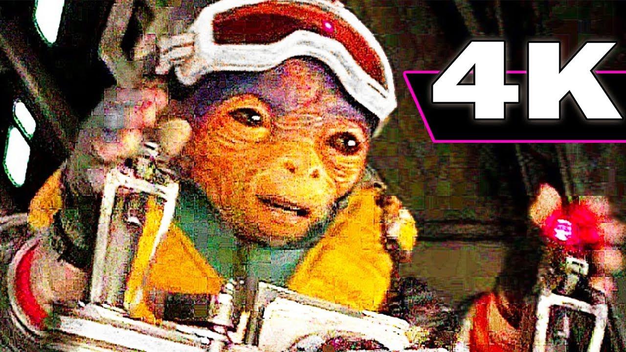 SOLO: A STAR WARS STORY Official Trailer (4K ULTRA HD) Sci-Fi, Han Solo Movie HD