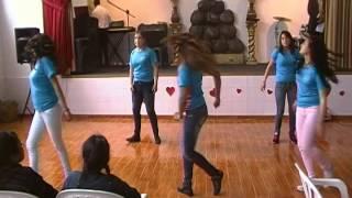 """Creere Tercer Cielo"" coreografia iglesia el remanente"