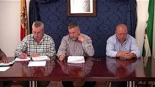 Pleno Montejaque Mayo 2018