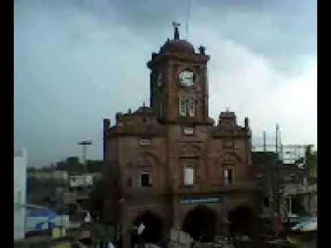 Clock Tower (Ghanta Ghar) Meerut-India