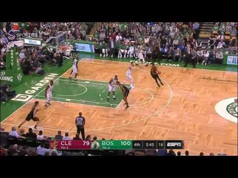 Cedi Osman'ın 2 sayı, 1 asistlik Boston Celtics maçı performansı