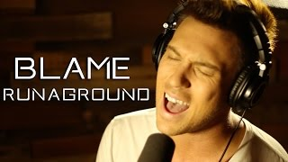 Blame - Calvin Harris (Official Acoustic Video Cover)