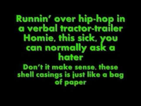 Bad Meets Evil- Fast Lane ft. Eminem, Royce Da 5'9 Lyrics (Clean)