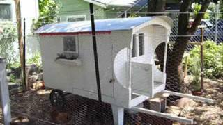 How To Build A Chicken Coop Easy