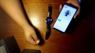 Huawei Watch 2 Classic Unboxing and Setup