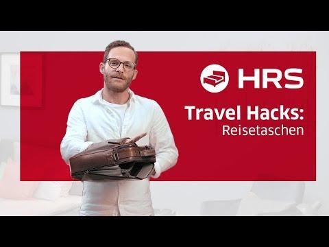 ► 5 Business-Taschen Im Vergleich  ✓  Besser Unterwegs Mit HRS 👜 ║Business Reisetasche