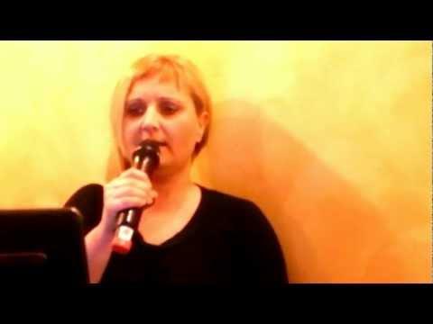Karaoke al Ristorante Il Melograno Arezzo - LA DONNA DEL MIO AMICO