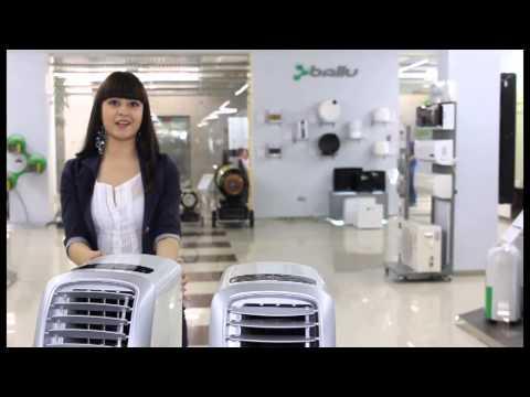Мобильный кондиционер Ballu BPAC-09 CM (видео 1)