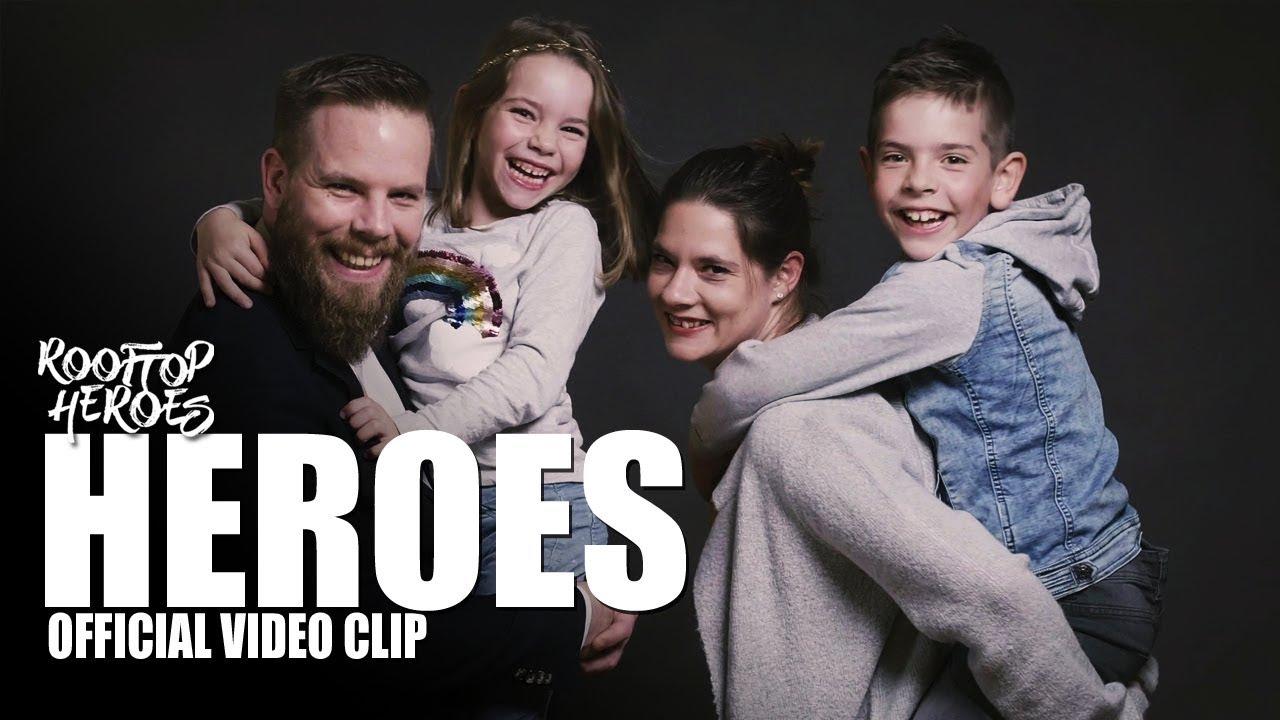 Rooftop Heroes Heroes