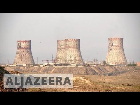 Environmental concerns cloud Armenia's nuclear plant