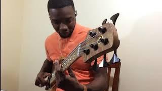 thursday love bass cover