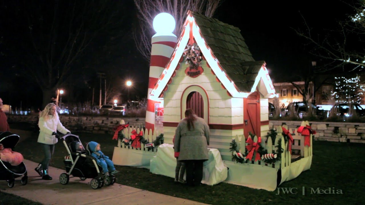Christmas Walk Hinsdale Chamber Of Commerce Il
