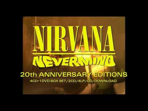 NIRVANA NEVERMIND 20th ANNIVERSARY EDITION PROMO (EXTENDED)