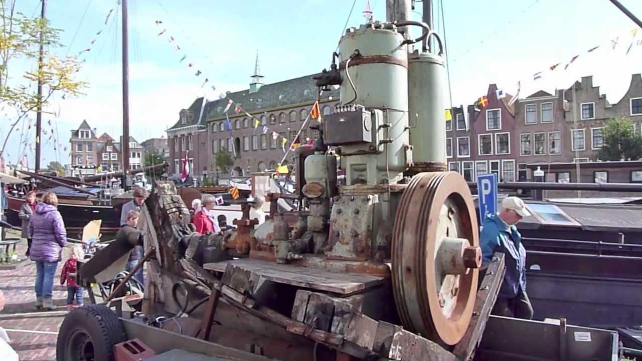 Old Diesel Engine Youtube