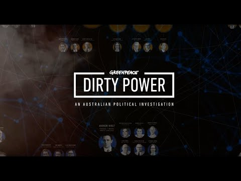 Dirty Power: Big Coal's network of influence over the coalition government