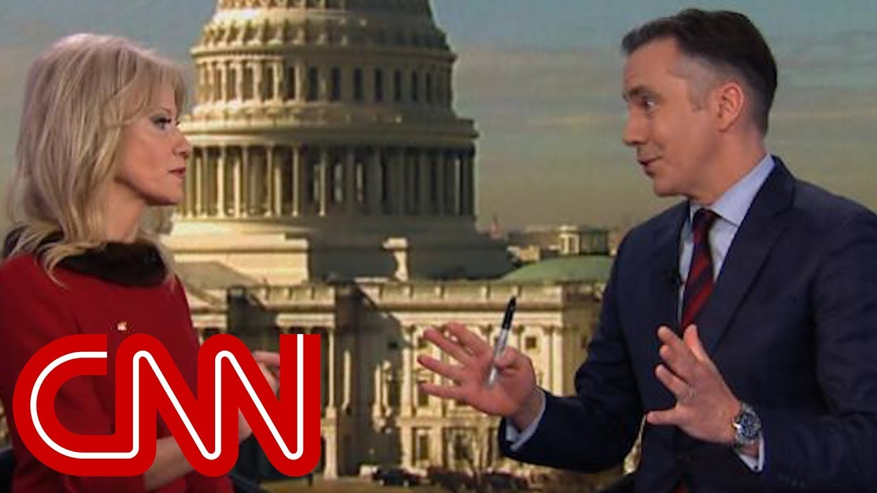 Jim Sciutto presses Conway on Trump's call for bipartisanship