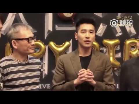 Mark Chao Birthday Party wish 【Detective Dee 3】 has huge Box Office success