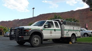 U.S. Forest Service - Idaho - Boise National Forest - fire units (in Moab) [UT | 7/2011]