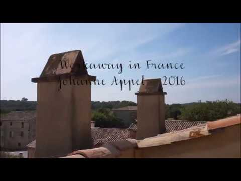 Workaway in France 2016 - The house!