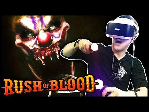 Horror Bohócok! - Until Dawn: Rush of Blood /w DoggyAndi