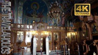Parga Greece The Church of St. Nicholas