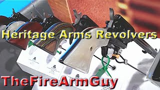 Heritage Revolvers - The Budget Choice for .22 - TheFireArmGuy