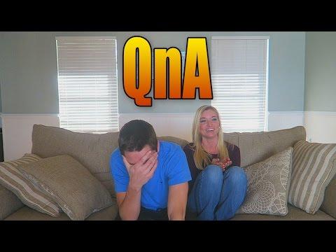 GIRLFRIEND QnA PART 1!