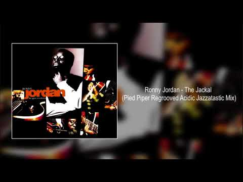 Ronny Jordan - The Jackal (Pied Piper Regrooved Acidic Jazzatastic Mix)