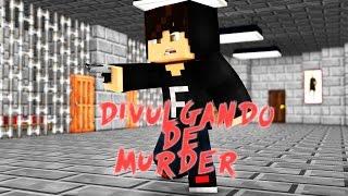 Minecraft: Servidor De Murder [ 1.8.x-1.9.x-1.10 ] (Pirata/Original)