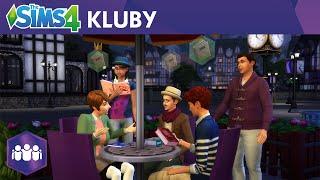 The Sims 4 Společná zábava: Oficiální herní upoutávka představující kluby