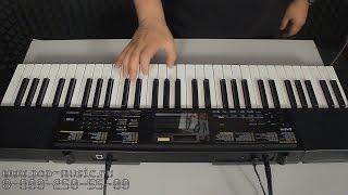 Синтезатор CASIO CTK-2400 (доступный синтезатор для начинающего)