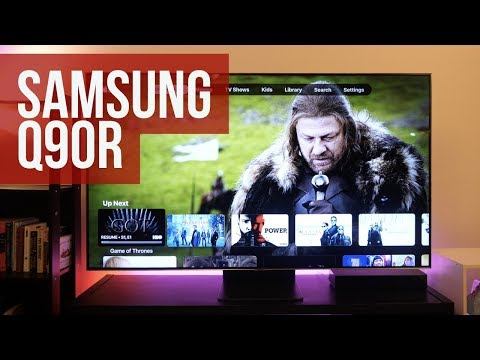 Samsung Q90R: Best of the BEST Smart TV?!