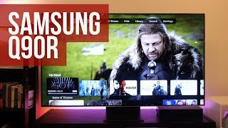 Samsung Q90R: Best of the BEST Smart TV?!
