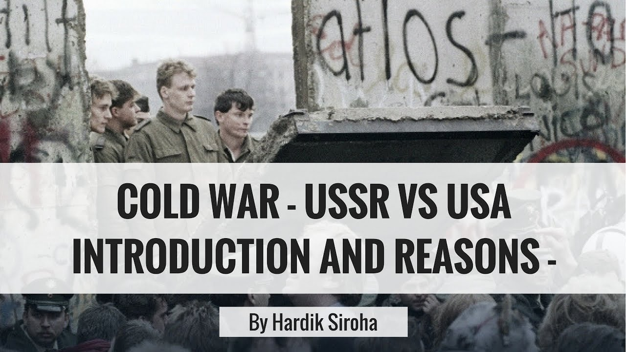 cold war responsibility Definition of the cold war the cold war was a period of economic, political and military tension between the united states and soviet union from 1945 to 1991 following the end of the second world war, complications arose centering on the shifting of international power.