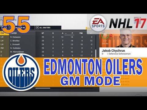 INJURY PLAUGE RETURNS | NHL 17 Edmonton Oilers Franchise Mode Ep. 55