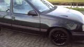 Opel Kadett GT wagon / Chevrolet Ipanema / Vauxhall Astra MK2 wagon
