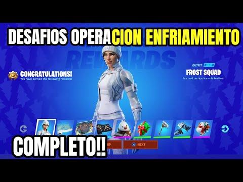 Download Cómo COMPLETAR TODOS LOS DESAFÍOS DE OPERACION ENFRIAMIENTO En Fortnite Temporada 5   UBICACION