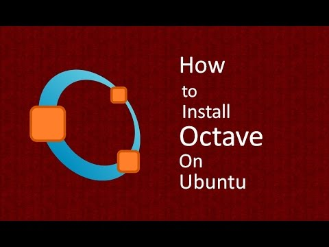 How to install GNU Octave on Ubuntu Operating System