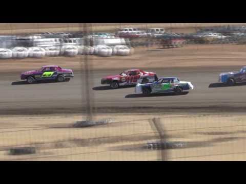 Two I-Stock Heats from Lubbock Speedway