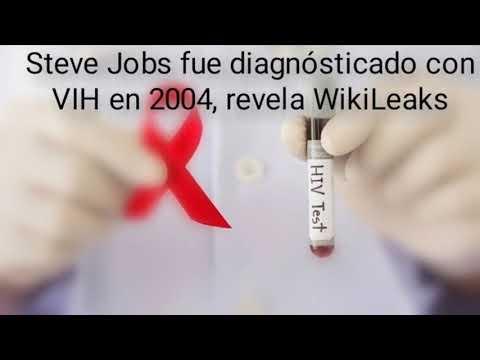 527c2c9361d 🔴 #ÚltimaHora: Steve Jobs fue diagnósticado con #VIH en 2004, revela # WikiLeaks ⏳🌎 - YouTube