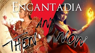 Encantadia Characters Then and Now