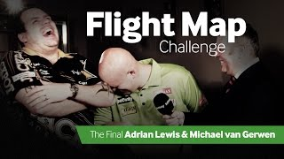 The Flight Map Challenge darts quiz | Episode 6 - The Final